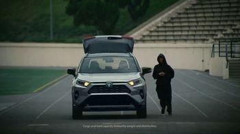 Toyota RAV4 Hybrid TV Spot, 'Toni' Featuring Antoinette Harris [T1] - 259 commercial airings