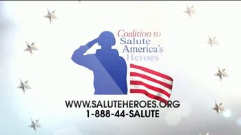 Coalition to Salute America's Heroes TV Spot, 'Suffer Silently' Featuring Ray Romano - Thumbnail 9