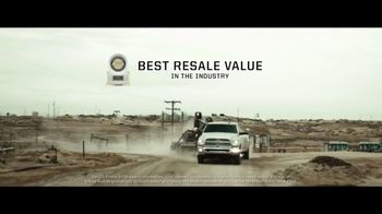 Ram Trucks TV Spot, 'It's Simple' [T2]