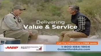 The Hartford Auto & Home Insurance Program TV Spot, 'Actual Customers' - Thumbnail 5