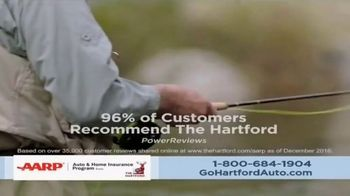 The Hartford Auto & Home Insurance Program TV Spot, 'Actual Customers' - Thumbnail 6