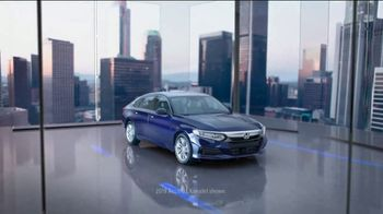 2019 Honda Accord LX TV Spot, 'All by Itself' [T2] - Thumbnail 1