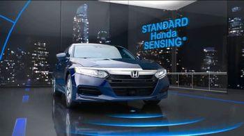 2019 Honda Accord LX TV Spot, 'All by Itself' [T2] - Thumbnail 3