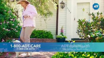 ADT Health Personal Emergency Response System TV Spot, 'Protect Your Loved Ones'