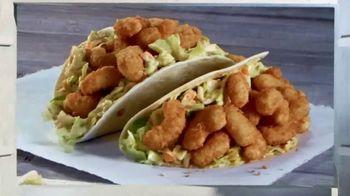 Captain D's Seafood Tacos TV Spot, 'History-Making Tastiness' - Thumbnail 2
