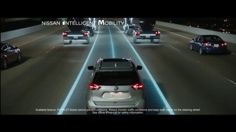 Nissan Commercial Song >> 2019 Nissan Rogue Tv Commercial Intelligent Mobility Song By Awolnation T2 Video