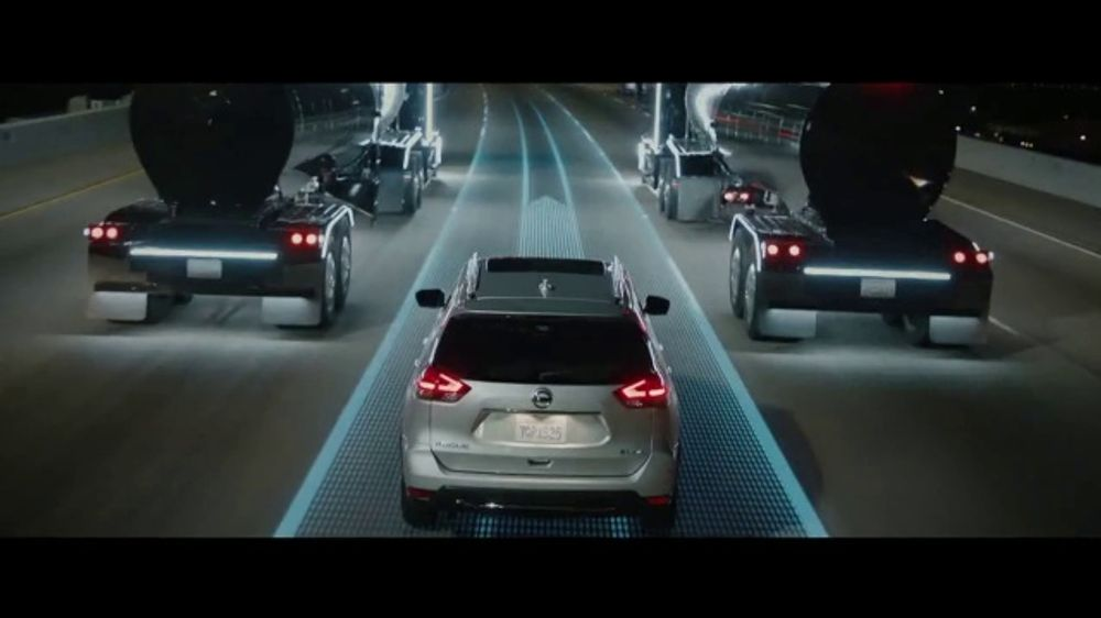 2019 Nissan Rogue TV Commercial, 'Intelligent Mobility ...