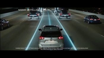 2019 Nissan Rogue TV Spot, 'Intelligent Mobility' Song by AWOLNATION [T2]