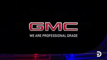 GMC Sierra TV spot, 'Discovery Channel: Battlebots' Featuring Faruq Tauheed - Thumbnail 8