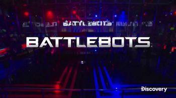 GMC Sierra TV spot, 'Discovery Channel: Battlebots' Featuring Faruq Tauheed - Thumbnail 7
