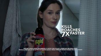 Raid Ant & Roach TV Spot, 'It's Good to Be Tough: Roach Patrol'