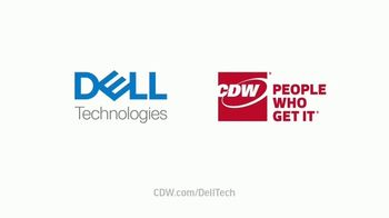 CDW TV Spot, 'CDW and Dell Technologies Get Unified Storage Platforms and Simplicity' - Thumbnail 8