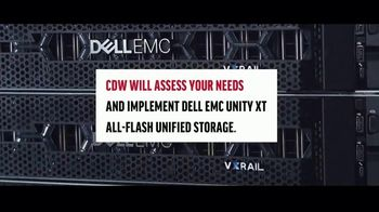 CDW TV Spot, 'CDW and Dell Technologies Get Unified Storage Platforms and Simplicity' - Thumbnail 3