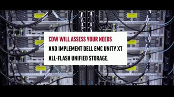 CDW TV Spot, 'CDW and Dell Technologies Get Unified Storage Platforms and Simplicity' - Thumbnail 4