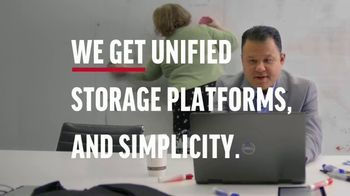 CDW TV Spot, 'CDW and Dell Technologies Get Unified Storage Platforms and Simplicity' - Thumbnail 7