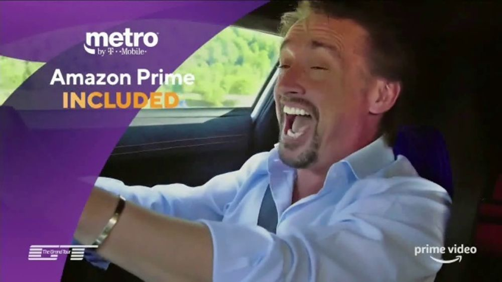 Metro by T-Mobile TV Commercial, 'Best Deal in Wireless: Amazon Prime' Song  by Usher - Video