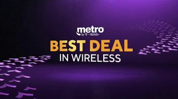 Metro by T-Mobile TV Spot, 'Best Deal in Wireless: Amazon Prime' Song by Usher - Thumbnail 2