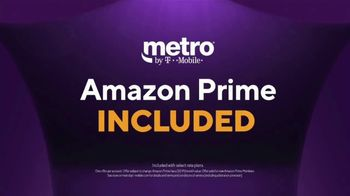 Metro by T-Mobile TV Spot, 'Best Deal in Wireless: Amazon Prime' Song by Usher - Thumbnail 3