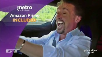 Metro by T-Mobile TV Spot, 'Best Deal in Wireless: Amazon Prime' Song by Usher