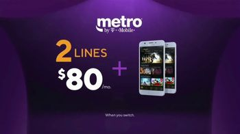 Metro by T-Mobile TV Spot, 'Best Deal in Wireless: Amazon Prime' Song by Usher - Thumbnail 5