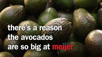 Meijer TV Spot, 'Avocados' - Thumbnail 1