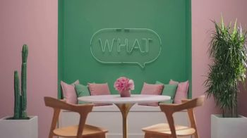 Sherwin-Williams ColorSnap Color ID TV Spot, 'What Do Your Walls Say About You?' - Thumbnail 1