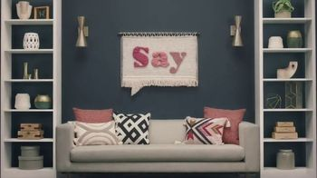 Sherwin-Williams ColorSnap Color ID TV Spot, 'What Do Your Walls Say About You?' - Thumbnail 5