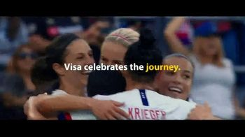 VISA TV Spot, 'VISA Celebrates the Journey' Song by Danger Twins - 50 commercial airings