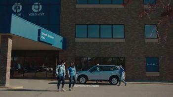Subaru Loves to Care TV Spot, 'Blankets' [T1] - Thumbnail 5