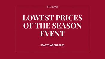 Lowest Prices of the Season Event: Starts Wednesday thumbnail