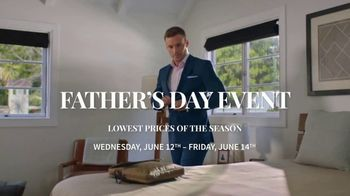 JoS. A. Bank Father's Day Event TV Spot, 'Suits, Dress Shirts & Sport Coats' - Thumbnail 1