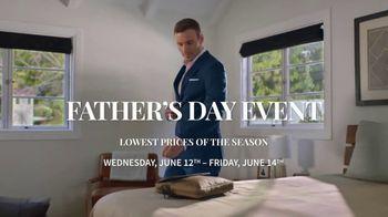 JoS. A. Bank Father's Day Event TV Spot, 'Suits, Dress Shirts & Sport Coats' - Thumbnail 2