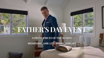 JoS. A. Bank Father's Day Event TV Spot, 'Suits, Dress Shirts & Sport Coats' - Thumbnail 3