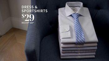 JoS. A. Bank Father's Day Event TV Spot, 'Suits, Dress Shirts & Sport Coats' - Thumbnail 5