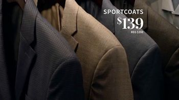 JoS. A. Bank Father's Day Event TV Spot, 'Suits, Dress Shirts & Sport Coats' - Thumbnail 6