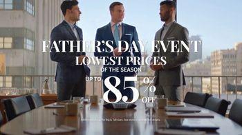 JoS. A. Bank Father's Day Event TV Spot, 'Suits, Dress Shirts & Sport Coats' - Thumbnail 7