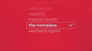 TOMS TV Spot, 'Stand for Tomorrow: Women's Rights: $10' Featuring Aijia Lise Grammer - Thumbnail 9