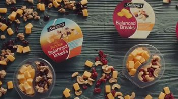 Sargento Balanced Breaks TV Spot, 'Snacker' - Thumbnail 4