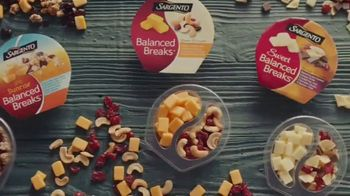 Sargento Balanced Breaks TV Spot, 'Snacker' - Thumbnail 5