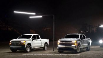 2019 Chevrolet Silverado TV Spot, 'Spotlight' [T2] - Thumbnail 6