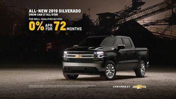 2019 Chevrolet Silverado TV Spot, 'Spotlight' [T2] - Thumbnail 7