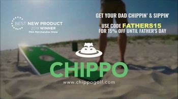 Chippo TV Spot, 'Father's Day: The Lovechild of Golf and Cornhole' - Thumbnail 9