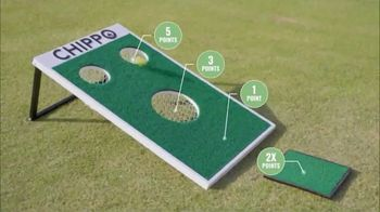 Chippo TV Spot, 'Father's Day: The Lovechild of Golf and Cornhole'