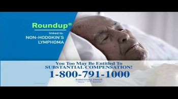 Kirkendall Dwyer LLP TV Spot, 'Roundup Compensation' - Thumbnail 7
