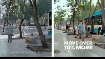 Dr. Scholl's Massaging Gel Advanced Insoles TV Spot, 'Move More' - Thumbnail 5