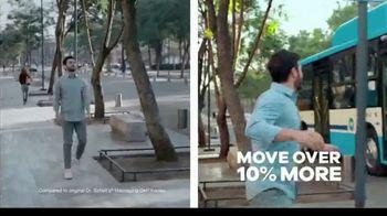 Dr. Scholl's Massaging Gel Advanced Insoles TV Spot, 'Move More' - Thumbnail 6