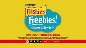 Friskies Freebies! Sweepstakes TV Spot, 'So Many Choices' - Thumbnail 8