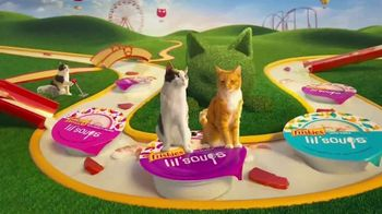 Friskies Freebies! Sweepstakes TV Spot, 'So Many Choices'