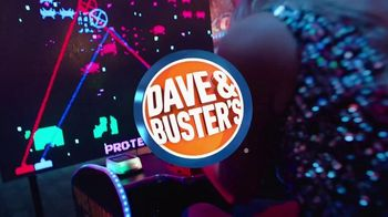Dave and Buster's All You Can Play for $8 TV Spot, 'Craveable Combos' - Thumbnail 1