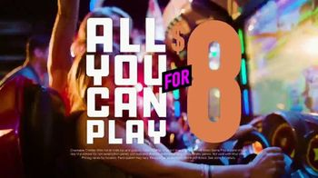 Dave and Buster's All You Can Play for $8 TV Spot, 'Craveable Combos' - Thumbnail 2